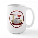 Cat #5 Large Mug