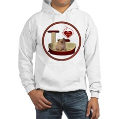 Cat #6 Hooded Sweatshirt