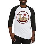 Cat #6 Baseball Jersey