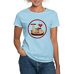 Cat #6 Women's Light T-Shirt