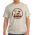 Cat #6 Light T-Shirt