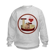 Cat #6 Kids Sweatshirt