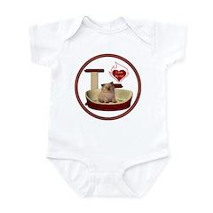 Cat #6 Infant Bodysuit
