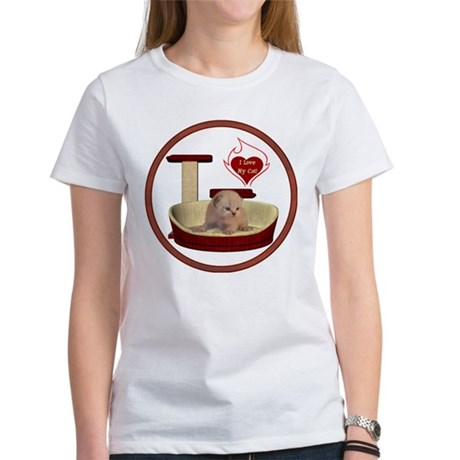 Cat #7 Women's T-Shirt
