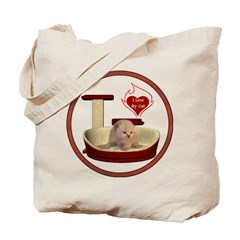 Cat #7 Tote Bag