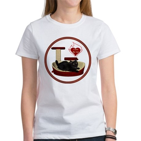 Cat #8 Women's T-Shirt