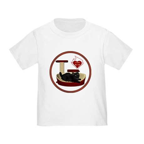 Cat #8 Toddler T-Shirt