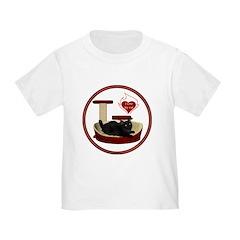 Cat #8 Toddler T-Shirt