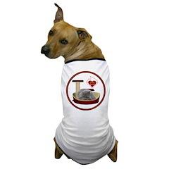 Cat #9 Dog T-Shirt