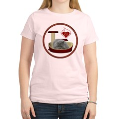 Cat #9 Women's Light T-Shirt