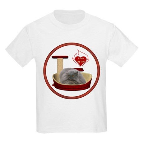Cat #9 Kids Light T-Shirt