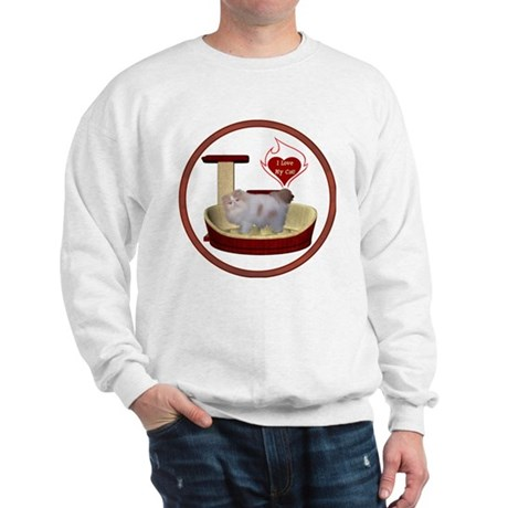 Cat #10 Sweatshirt