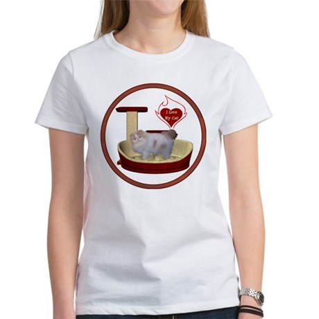Cat #10 Women's T-Shirt