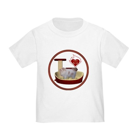 Cat #10 Toddler T-Shirt
