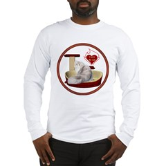 Cat #11 Long Sleeve T-Shirt