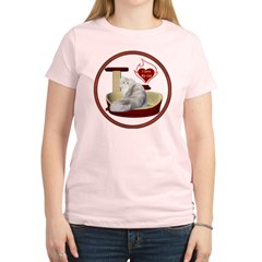 Cat #11 Women's Light T-Shirt
