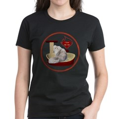 Cat #11 Women's Dark T-Shirt