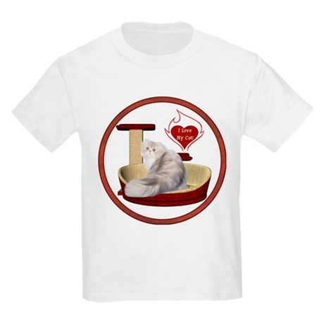 Cat #11 Kids Light T-Shirt