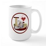 Cat #11 Large Mug