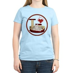 Cat #12 Women's Light T-Shirt