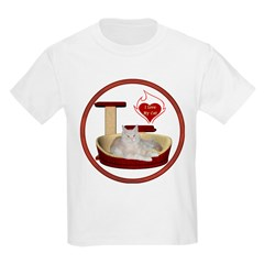 Cat #12 Kids Light T-Shirt