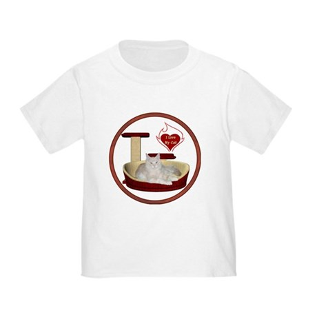 Cat #12 Toddler T-Shirt