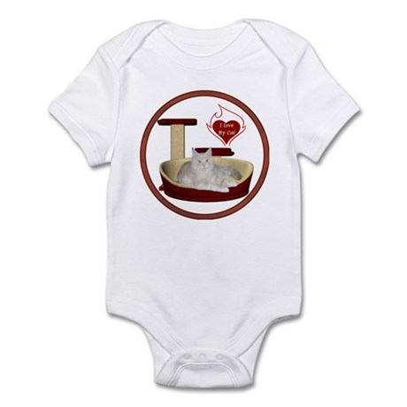 Cat #12 Infant Bodysuit