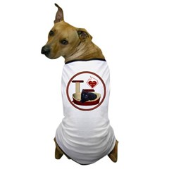 Cat #13 Dog T-Shirt