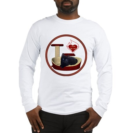 Cat #13 Long Sleeve T-Shirt