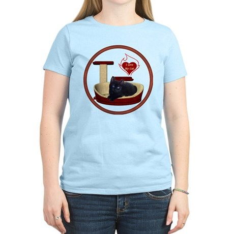 Cat #13 Women's Light T-Shirt