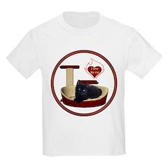 Cat #13 Kids Light T-Shirt