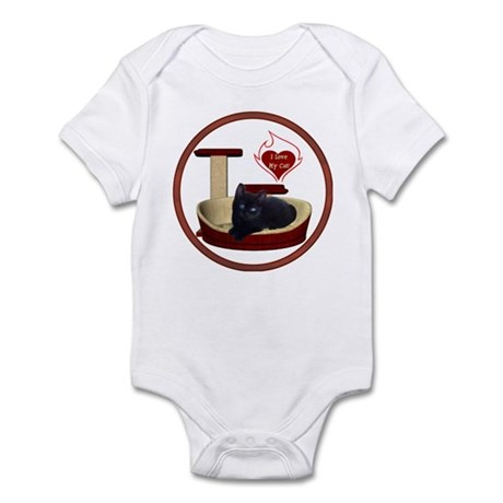 Cat #13 Infant Bodysuit
