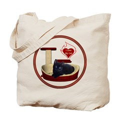 Cat #13 Tote Bag