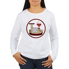 Cat #14 Women's Long Sleeve T-Shirt