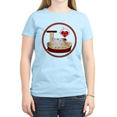 Cat #14 Women's Light T-Shirt