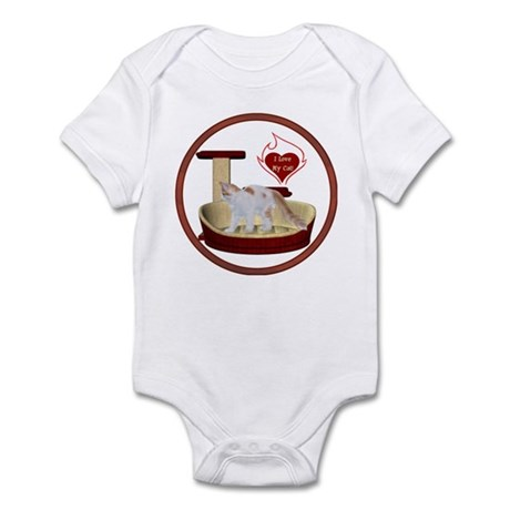 Cat #14 Infant Bodysuit