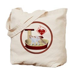 Cat #14 Tote Bag