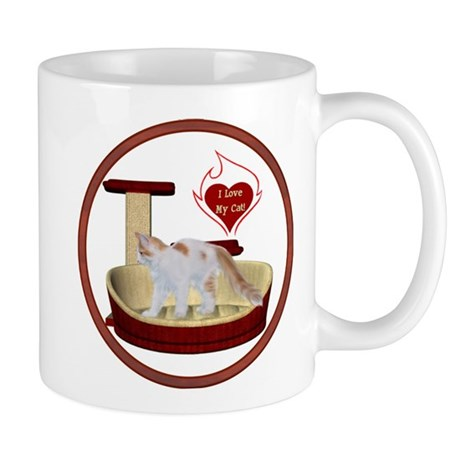 Cat #14 Mug