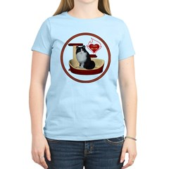 Cat #15 Women's Light T-Shirt