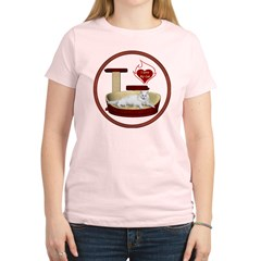 Cat #16 Women's Light T-Shirt