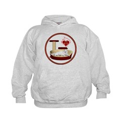 Cat #16 Kids Hoodie