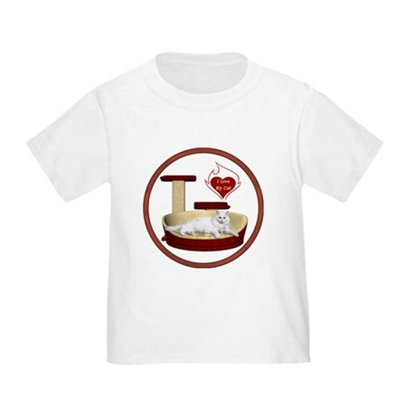 Cat #16 Toddler T-Shirt
