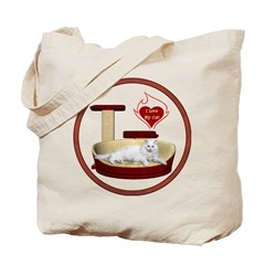 Cat #16 Tote Bag