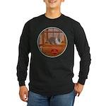 Bunny #1 Long Sleeve Dark T-Shirt