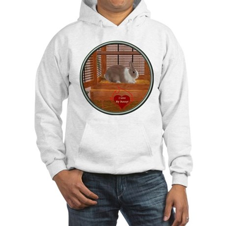 Bunny #1 Hooded Sweatshirt