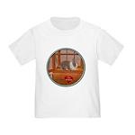 Bunny #1 Toddler T-Shirt