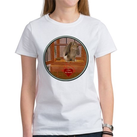 Bunny #2 Women's T-Shirt