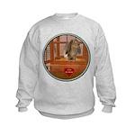 Bunny #2 Kids Sweatshirt
