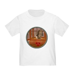 Bunny #2 Toddler T-Shirt