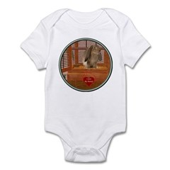 Bunny #2 Infant Bodysuit